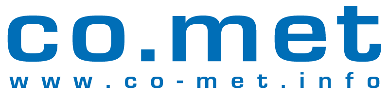 co.met Logo